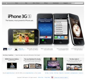 Images of iPhone 3Gs