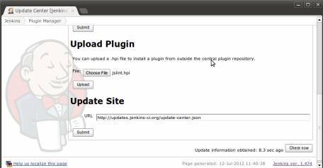 JSLint Install