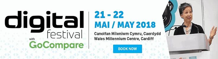 Digital Festival banner