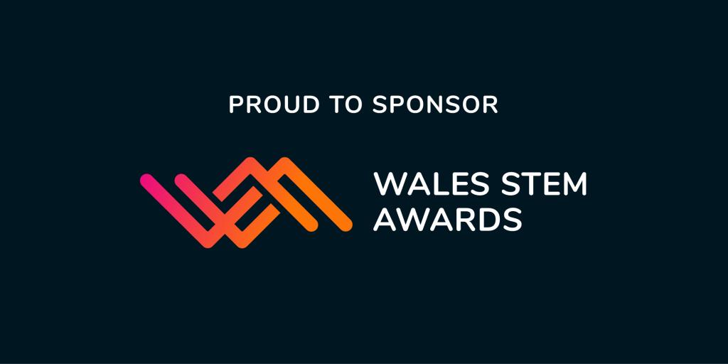 Proud to sponsor Wales STEM Awards