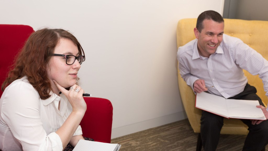 Observers in the Box UK usability testing suite