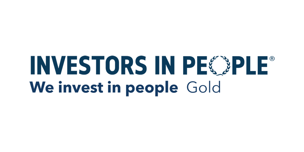 Investors in People We invest in people Gold