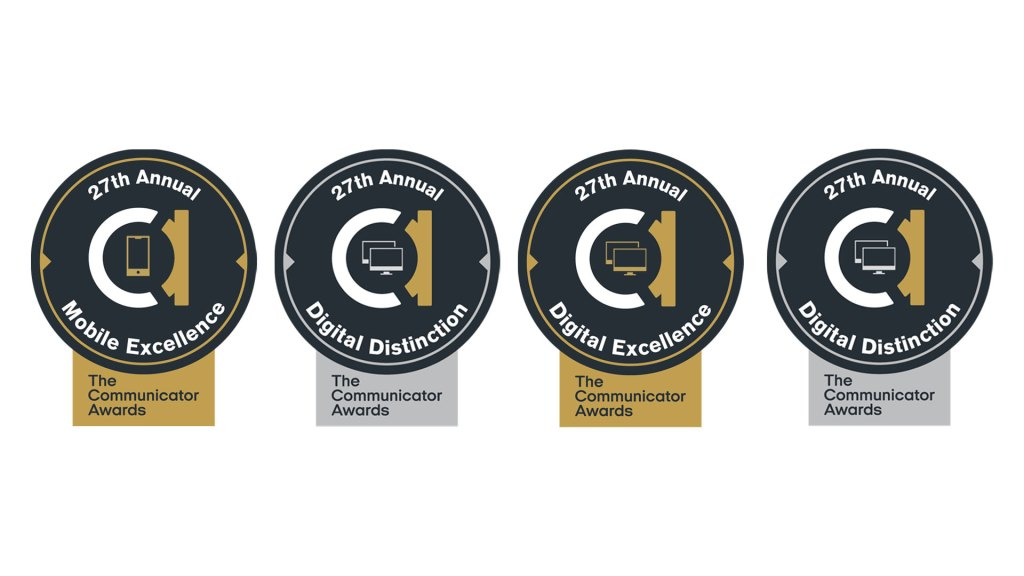 Communicator Awards Winners logos