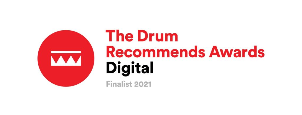 The Drum Recommends Awards   Digital   Finalist 2021